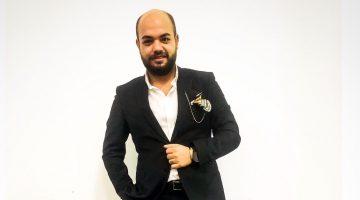 Nazillili Modacı Mehmet Can Dinç Defile Hazırlığında